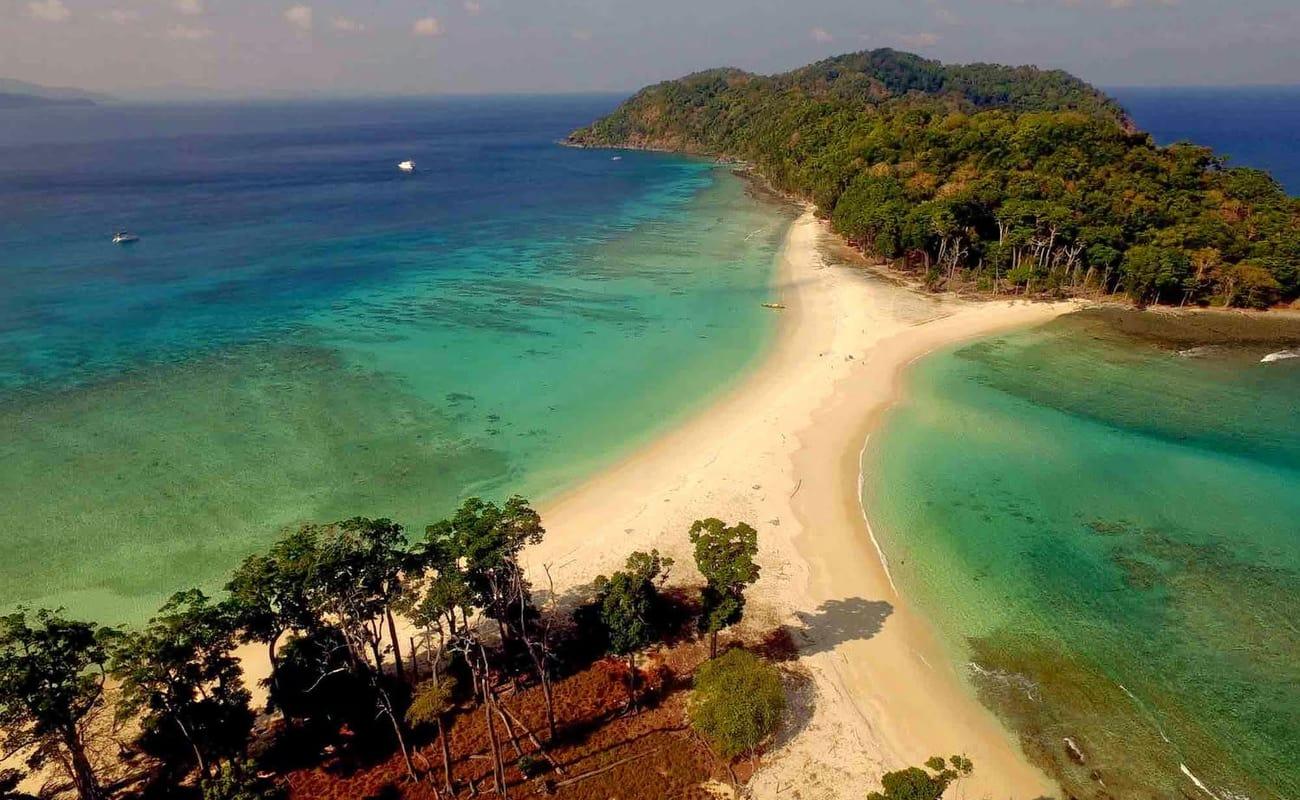 Andaman and nicobar island photos Tsunami Khaolak Andaman coast Khao Lak Thailand