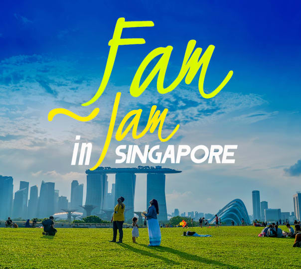 Complete Family Tour of Singapore