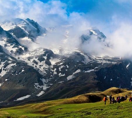 Sar Pass Trek 2018, Himachal Pradesh