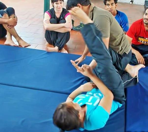 Workshop on Self-Defence for Children