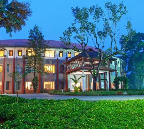 Wayanad - Vythiri Village Luxury Resort