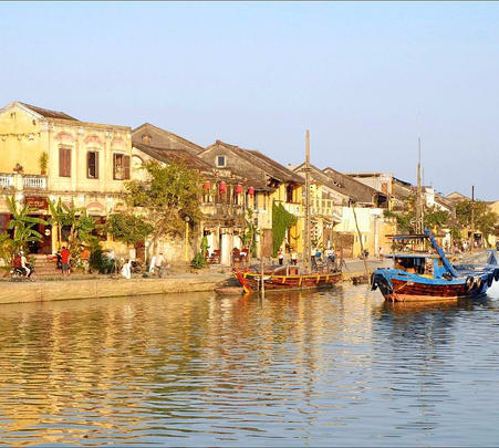 5 Days/4 Nights Hoi an to Danang Biking Tour