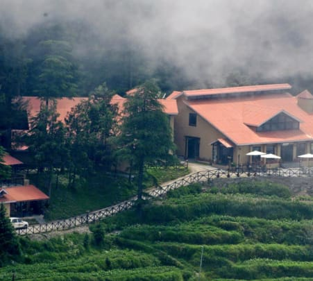 Eco Resort Stay in Dalhousie Flat 24% Off