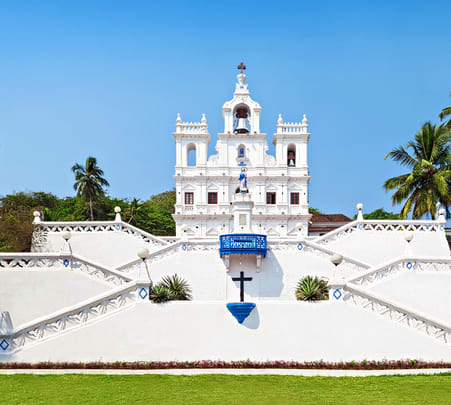 Cultural Walking Tour of Goa