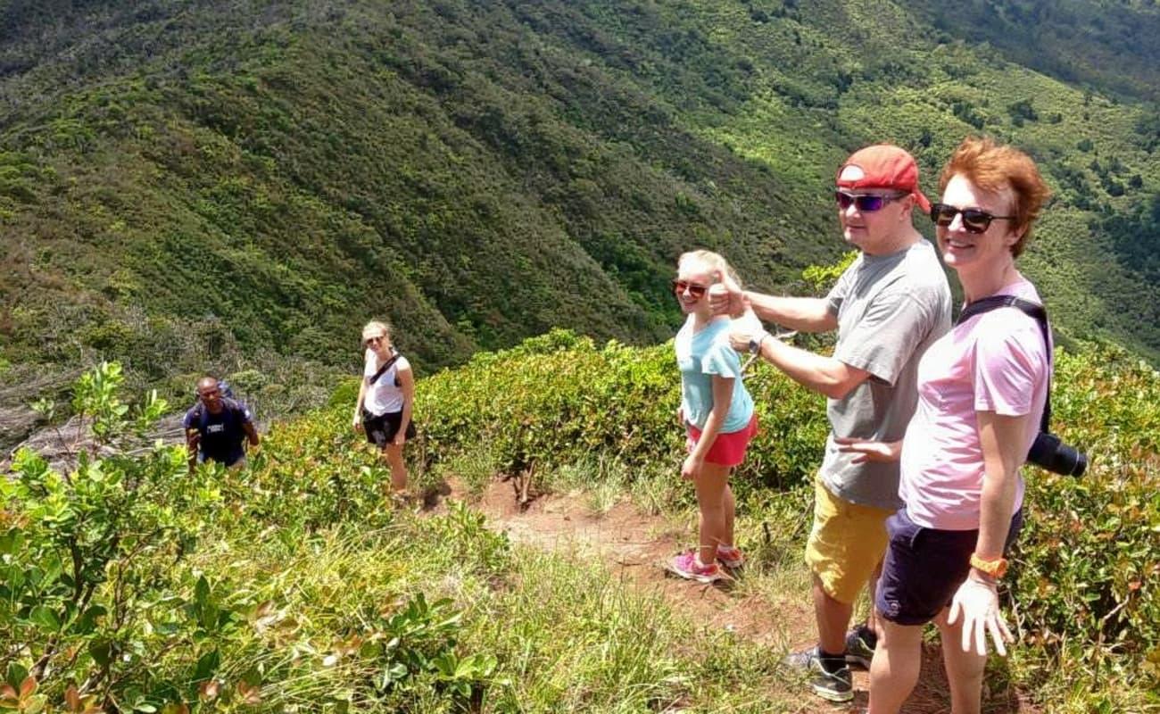 Hiking Bolivia Tours