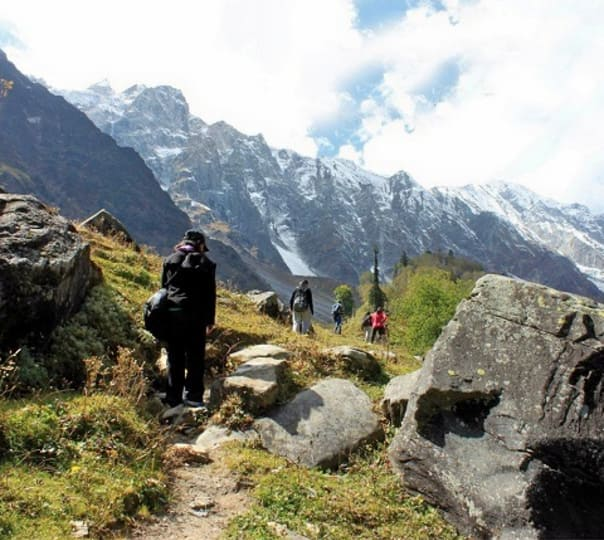 Trek To Beas Kund, Manali