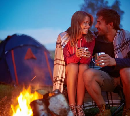 Valentines' Special: Camping in Nandi Hills, Bangalore