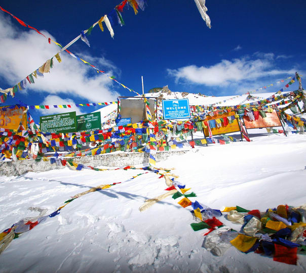 Leh Ladakh Tour Package in December