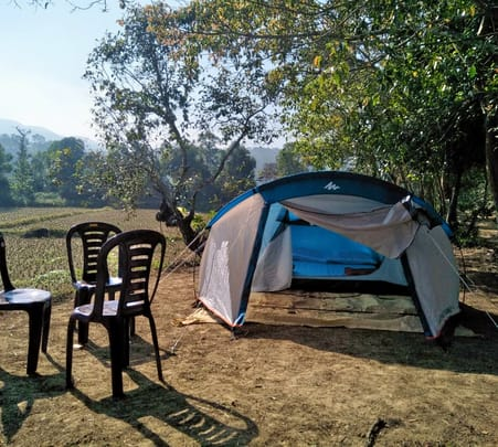 Sakleshpur Camping with Exciting Activities