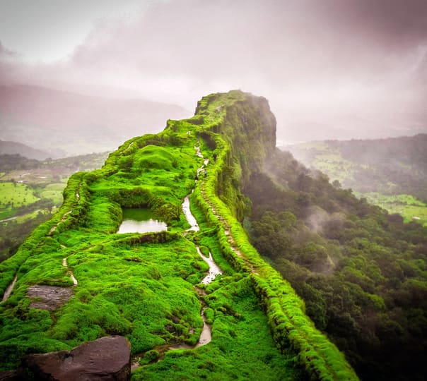 Photography Trip at Lohagad Fort