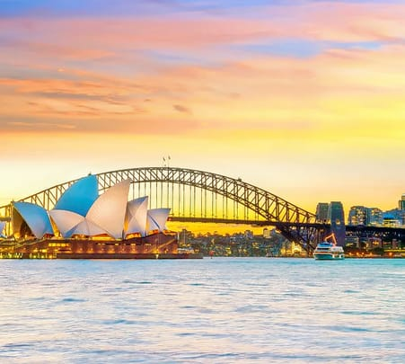 13 Days Ultimate Trip to Australia: Gold Coast to Melbourne Package