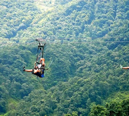 Zip Lining in Pokhara - Flat 25% off