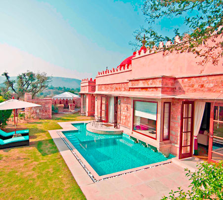 3 Day and 2 Night Stay in Tree of Life Resort Jaipur