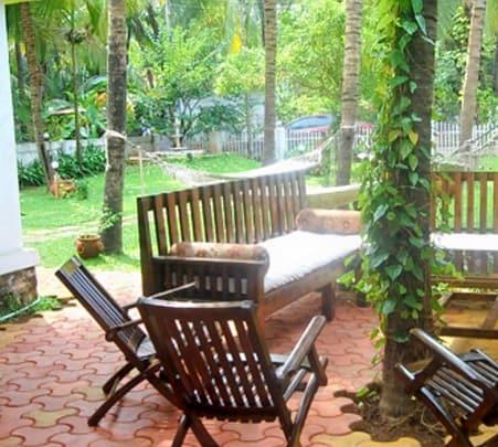 Villa Stay in Saavani Cottages in Alibaug