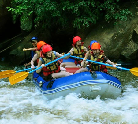 Multi Adventure Tour in Chiang Mai, Thailand