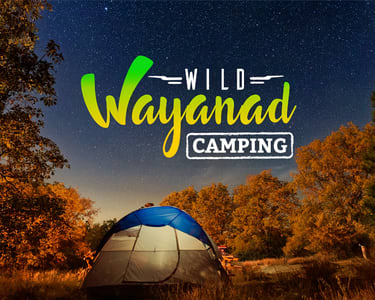 Night Camping with Campfire in Wayanad Flat 10% off
