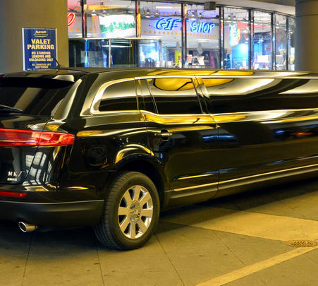 Private Limo Rental in Dubai
