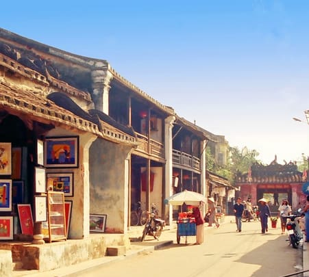 Hoi an City Tour in Vietnam