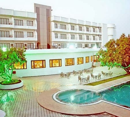 Stay at Pluz Resort in Silvassa