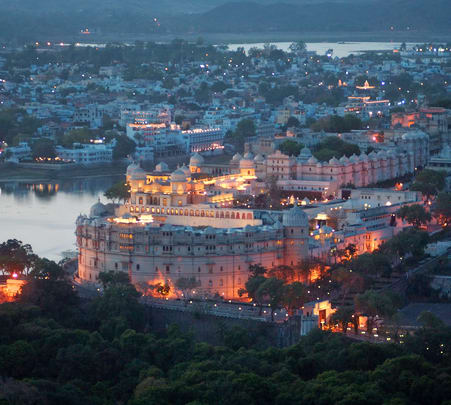 Visit to the Forts of Udaipur
