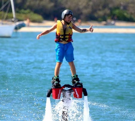 Jet Ski and Flyboarding in Gold Coast