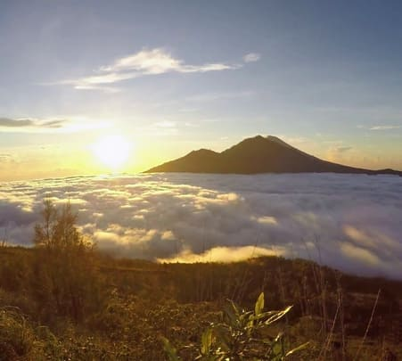 Batur Caldera Trekking and Coffee Plantation Visit in Bali