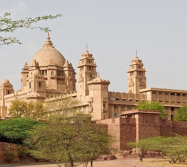 Jodhpur and Jaisalmer Sightseeing Tour with Zip-lining