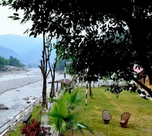 Rafting with Riverside Stay Rishikesh