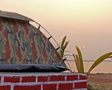 Lakeside Camping Experience near Pune- Flat 50% off