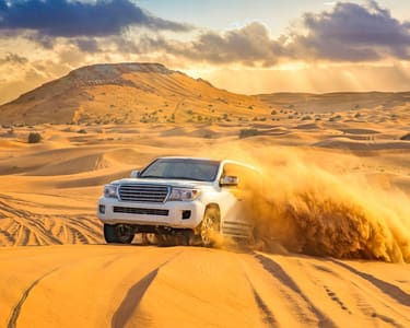 Overnight Desert Safari in Dubai - Flat 35% off