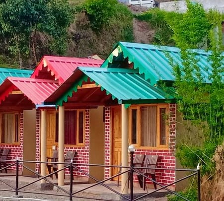 Camping with Meals and Activities, Nainital