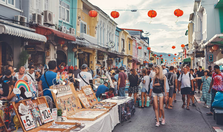 20 Best Markets in Phuket - Fashion, Clothes, Electronics & More