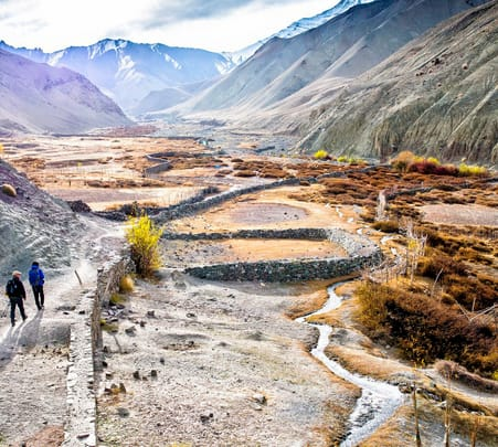 Leh to Saboo One Day Trek Flat 20% off