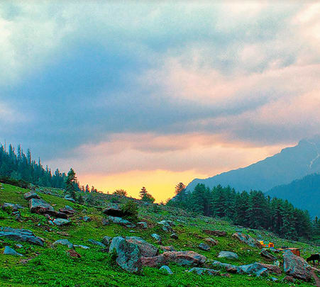 Trek to Malana from Kasol For Three Days