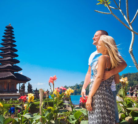Bali 5 Day Honeymoon Tour Package