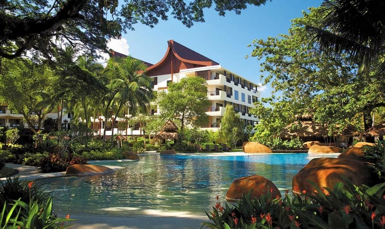 best beach resort in penang