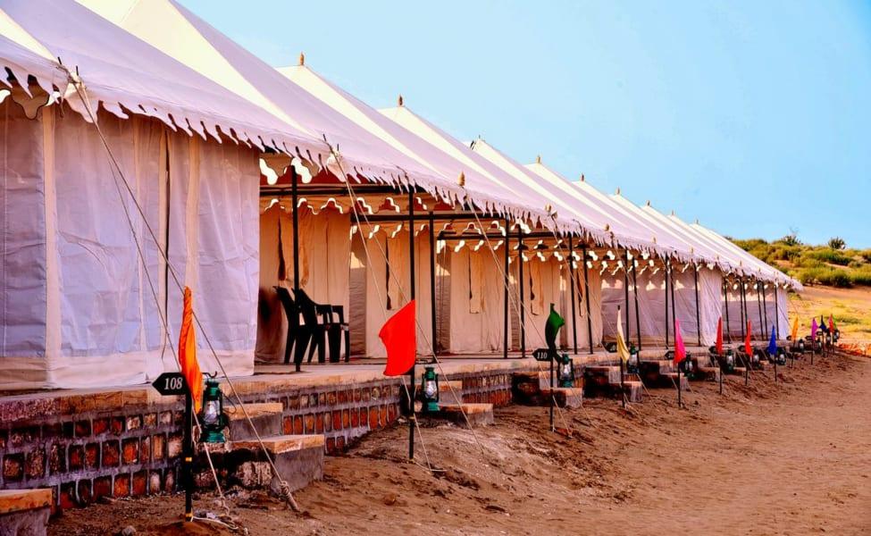 Camping In Jaisalmer With Desert Safari Flat 46% Off