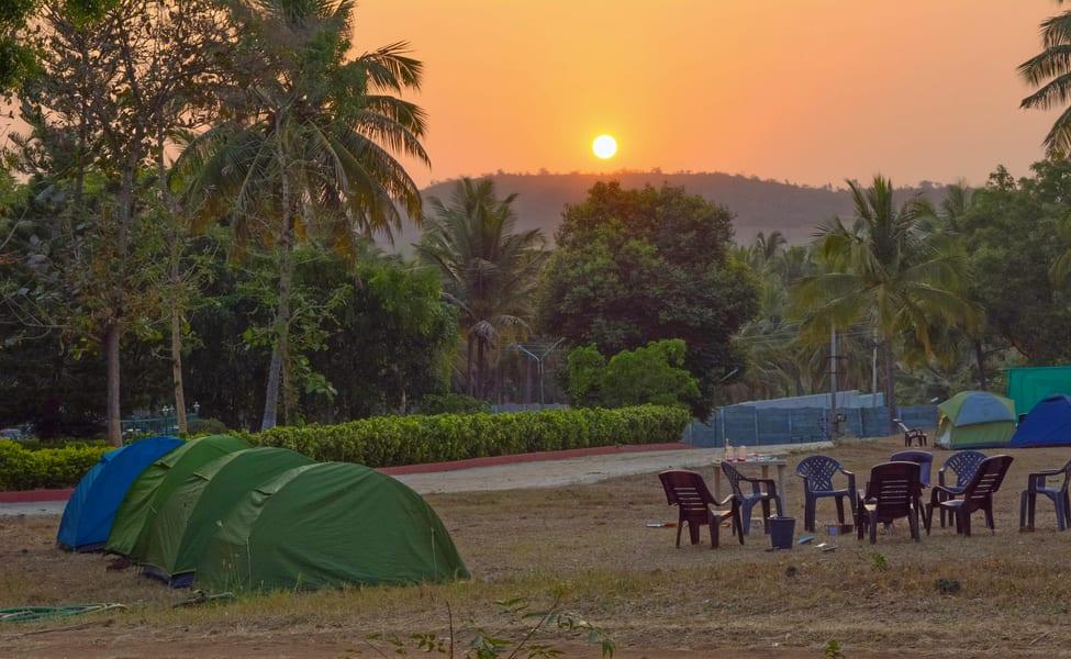 Camping Under The Stars Near Bangalore