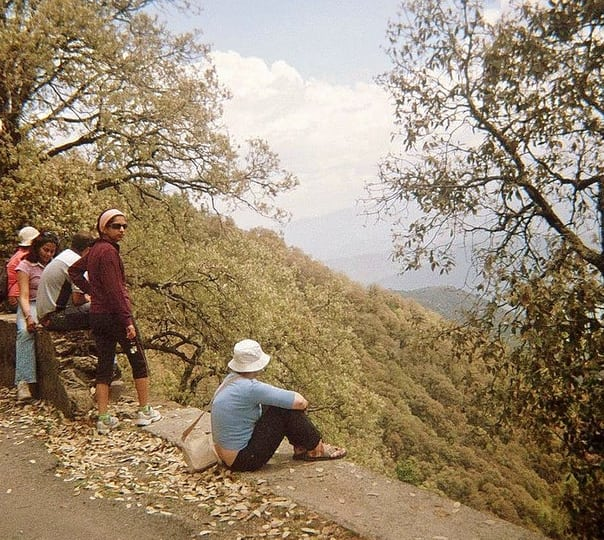 Adventure Camping at Chail in Shimla