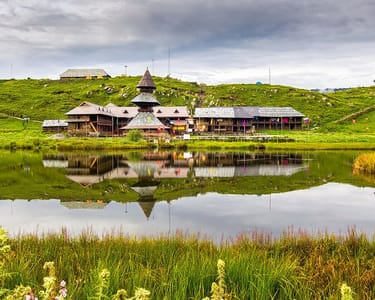 Prashar Lake Trek 2020, Himachal | Book @ ₹2449 Only