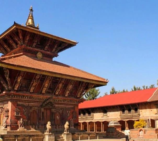 Nagarkot to Changunarayan Hike in Nepal