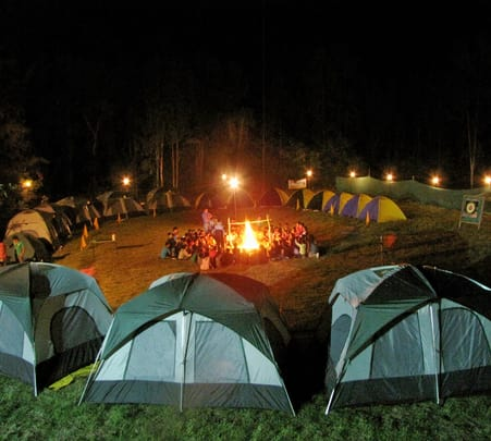 Adventure Camping Experience in Indore