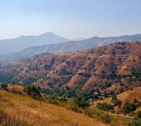 Trek to Lingana with Rappelling and Rock Climbing