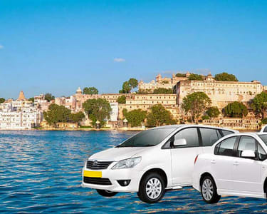 Car Rental Services in Udaipur Flat 18% off
