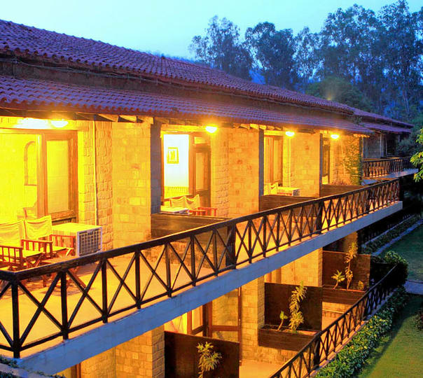 Rejuvenate at Infinity Resort, Jim Corbett