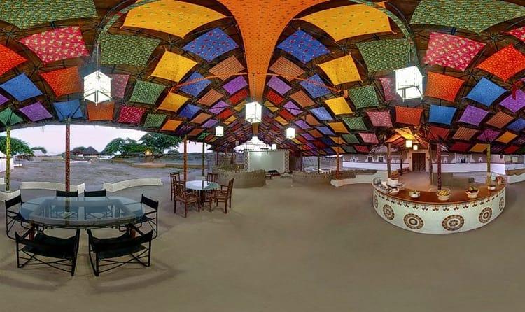 Shaam-e-Sarhad Village Resort, Kutch, Gujarat