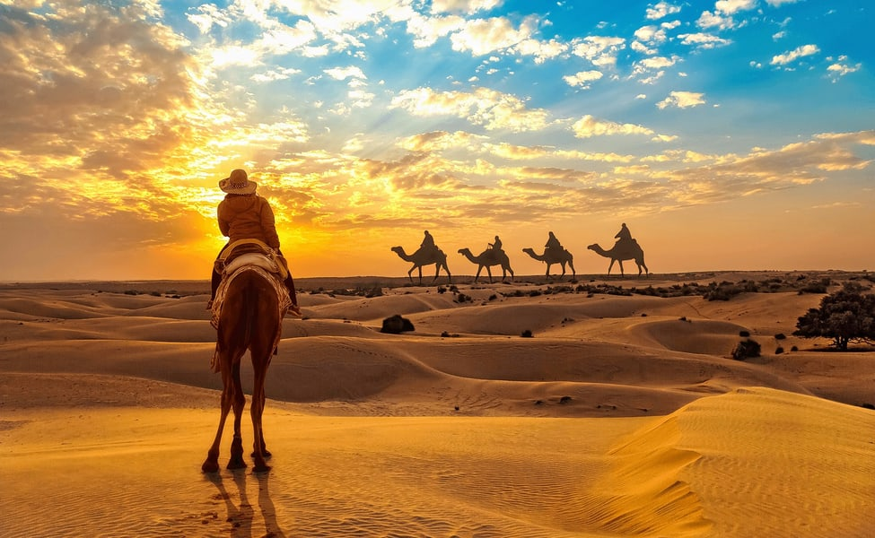 Jaisalmer Tourism, India: Places, Best Time & Travel Guides 2021