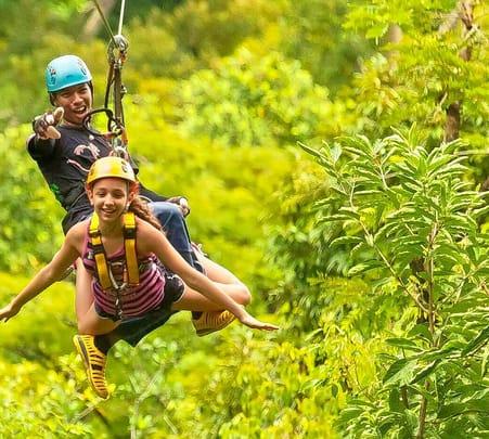 Experiential Rope Course in Yelagiri