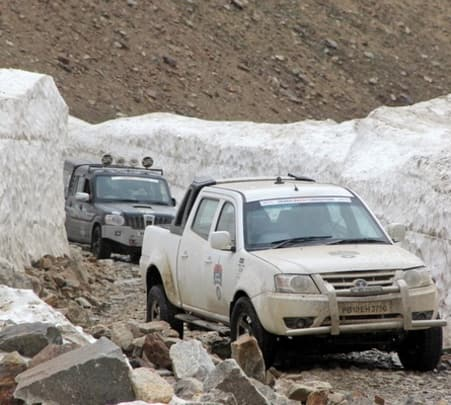 Spiti Overland Jeep Safari