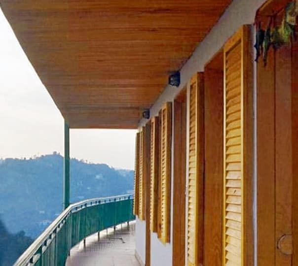Resort Stay in Landour